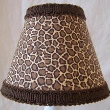 "5"" On The Plains Fabric Empire Candelabra Shade"