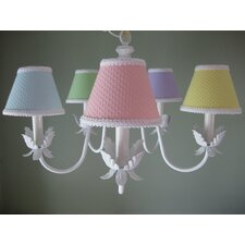Ooh Baby Baby 5 Light Chandelier