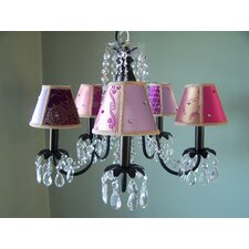Bohemian Baby 5 Light Chandelier