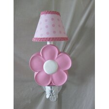 Daisy Delight Wall Sconce