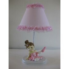 <strong>Silly Bear Lighting</strong> Ballerina Princess Table Lamp