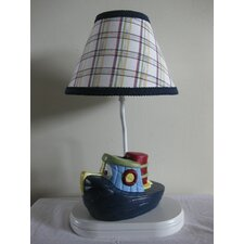 Train Transportation Table Lamp