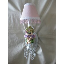 <strong>Silly Bear Lighting</strong> My Fairy Princess Wall Sconce