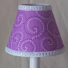 Purple Butterfly Dust Night Light