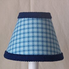 Spartan Plaid Table Lamp Shade