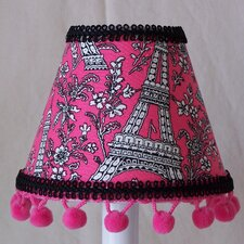 Eiffel Envy Hot Table Lamp Shade