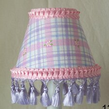 Daisy Plaid Table Lamp Shade