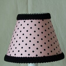 Paris Polka Dot Table Lamp Shade