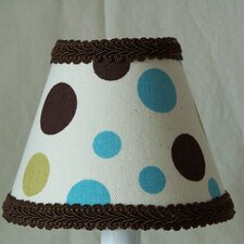 Dots in Color Table Lamp Shade