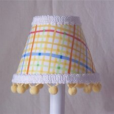 Fun Primary Plaid Night Light