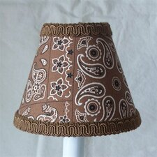 <strong>Silly Bear Lighting</strong> Cowboy Sheriff Table Lamp Shade
