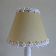 "5"" Pixie Wish Fabric Empire Candelabra Shade"