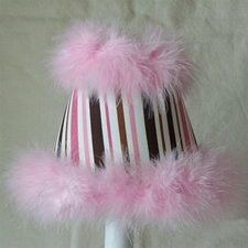 Fab and Fluffy Table Lamp Shade