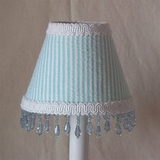 "5"" Ice Princess Fabric Empire Candelabra Shade"