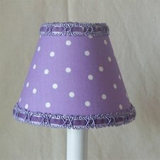 Purple Fun Dot Night Light