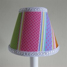 Sweet Tart Stripes Table Lamp Shade