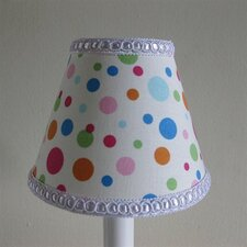 Bubblicious Dots Chandelier Shade