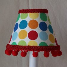 Circus Circles Table Lamp Shade