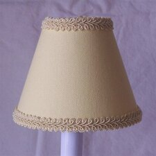 "5"" Pot of Honey Fabric Empire Candelabra Shade"