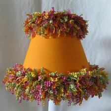 Segmented Citrus Chandelier Shade