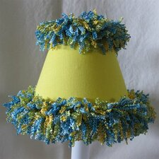 "5"" Ice Cold Fabric Empire Candelabra Shade"