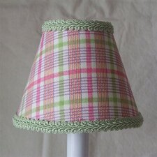 Pastel Plaid Table Lamp Shade