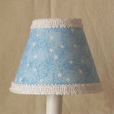 "5"" Twinkle Twinkle Fabric Empire Candelabra Shade"