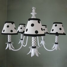 Dottie 5 Light Chandelier
