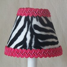 Zebra Prink Table Lamp Shade