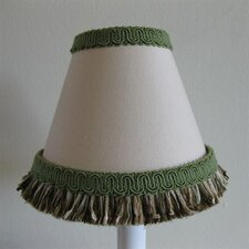 "5"" Finding Fossels Fabric Empire Candelabra Shade"