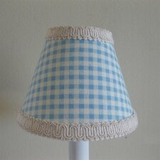 "5"" Boy Fabric Empire Candelabra Shade"