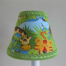 Wild Safari Table Lamp Shade