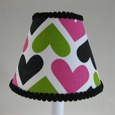 Wild Hearts Table Lamp Shade