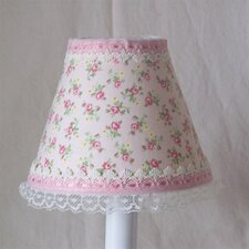 Shabby Baby Rose Table Lamp Shade