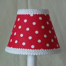 Cherry Dot Table Lamp Shade