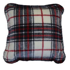 <strong>Denali Throws</strong> Acrylic / Polyester Plaid Pillow