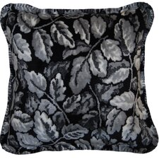 Acrylic / Polyester Leaves Pillow