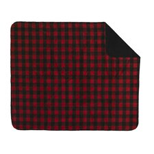 <strong>Denali Throws</strong> Acrylic Bunk House Plaid Double-Sided Throw