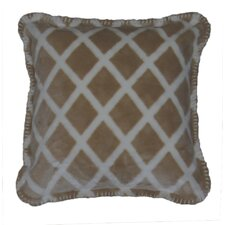 Acrylic / Polyester Lattice Pillow