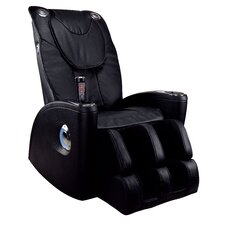 <strong>iComfort</strong> Leather Therapeutic Massage Chair