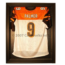 Jersey Display in Cabinet Style