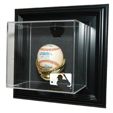 "MLB Logo Baseball ""Case-Up"" Display"