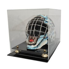 Goalie Mask Display Case