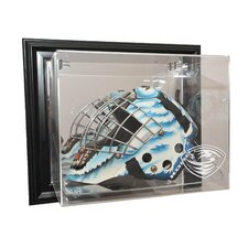 <strong>Caseworks International</strong> NHL Goalie Mask Case Up Display Case in Black