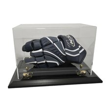 Hockey Player Glove Display Case