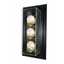 "<strong>Caseworks International</strong> Three Baseball ""Case-Up"" Display"