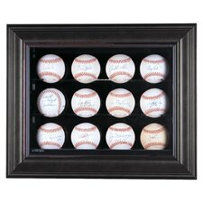 <strong>Caseworks International</strong> Twelve Baseball Display