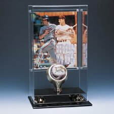 <strong>Caseworks International</strong> Baseball Display Case