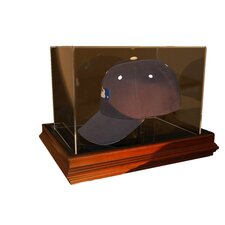 <strong>Caseworks International</strong> Boardroom Base Baseball Cap Display Case
