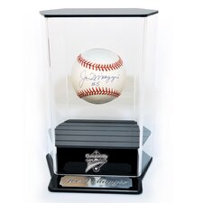 Floating Baseball Display